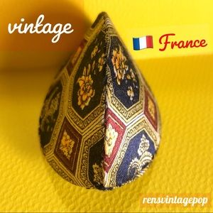 VINTAGE FRENCH coin purse